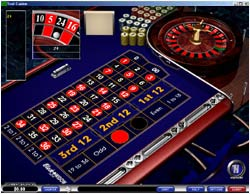 American Roulette, Online Roulette